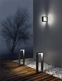 Градинско осветление – осветяване на пътеки