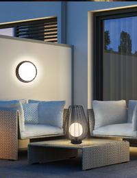 Градинско осветление – зона за отдих