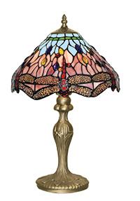 Нощна лампа в стил TIffany